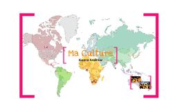 Ma Culture