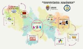 """Copy of """"CONVIVENCIA ARMONICA"""""""