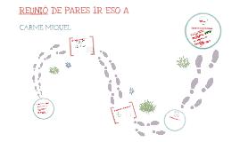 REUNIÓ DE PARES 1r ESO A
