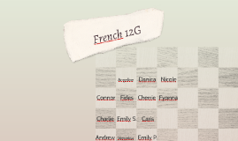 French 11F