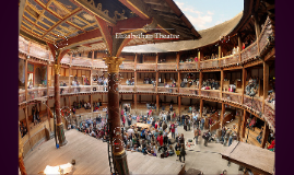 Copy of Elizabethan Theatre