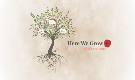 Here We Grow