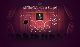 All The World's A Stage - Shakespeare Intro