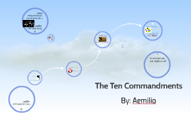 The Ten Commadnment