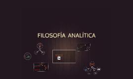 Copy of FILOSOFIA  ANALITICA