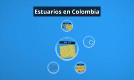 Estuarios en Colombia