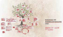 DEKOLONISASI DAN PENGEMBALIAN KEDAULATAN CHINA