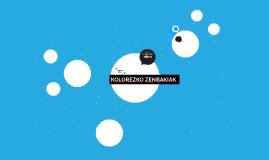 KOLOREZKO ZENBAKIAK