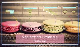 Copy of Síndrome Piramidal