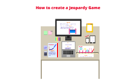 How to create a fun and effective jeopardy game