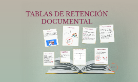 Copy of TABLE DE RETENCIÓN DOCUMENTAL