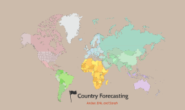 Country Forecasting
