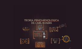 Copy of Copy of TEORIA HUMANISTA DE CARL ROGERS