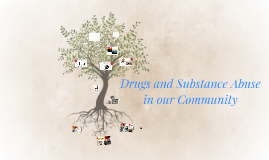 Drugs and Substance Abuse in our Community