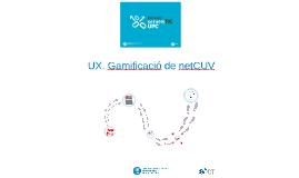 Gamificació de netCUV