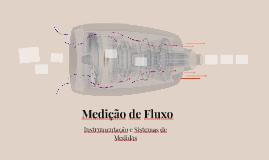 Medição de Fluxo