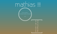 mathias !!!