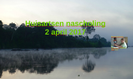 Huisartsen nascholing 2 april 2017