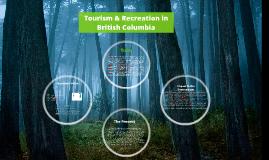 Tourism & Recreation in British Columbia