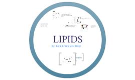 Lipids B