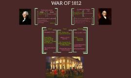 Copy of WAR OF 1812