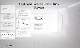 Predictive Modeling Research: Stevens