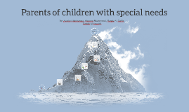 Copy of Parents of children with special needs