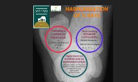 X-Ray Harmonisation