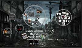 "Revista Literaria Voices ""Paranormal Edition"""