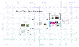 Drive Thru Acai Restaurant