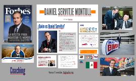DANIEL SERVITJE MONTULL
