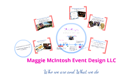 Maggie McIntosh Event Design