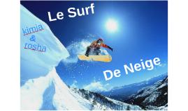 Le Surf De Neige