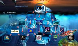 Copy of ocean food web