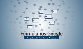 Formulários Google