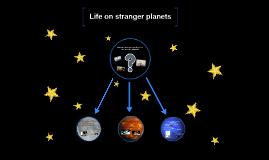Life on stranger planets