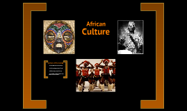 Africa: Lesson 4 - Culture