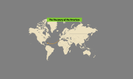 The Dicovery of the Americas