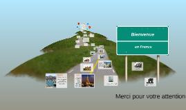 Copy of Bienvenue en France