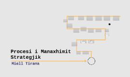 Procesi i Manaxhimit STrategjik