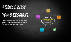 February In-Service