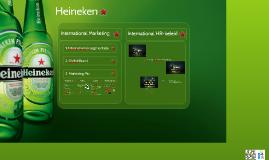Heineken: Globale marketing en HR strategy