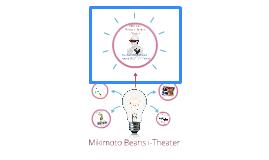 Mikimoto-Beans iTheater Glasses