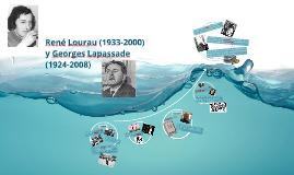 Lourau y Lapassade