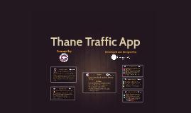 Thane Traffic App