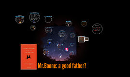 Mr.Boone: a good father?