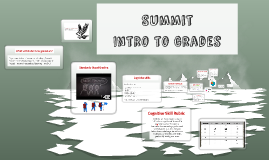 Copy of Intro to Summit Grading