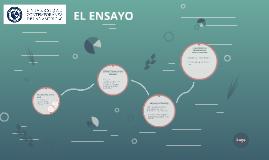 EL ENSAYO