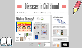 Diseases in Childhood