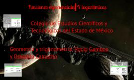 Copy of Copy of FUNCIONES EXPONENCIALES Y LOGARITMICAS